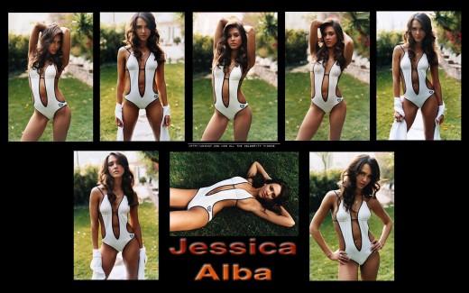 Jessica Alba GQ Photo Shoot. Click thumbnail to view full-size