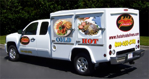 Visit Hot Shots/Delivery Concepts East   http://www.hotshotdelivers.com/