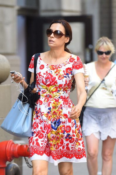 Famke was seen in NYC in July.