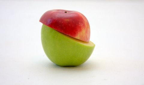 Take two apples...