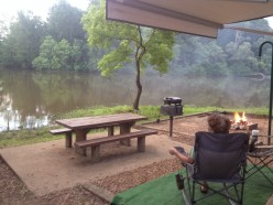 Lefleurs Bluff State Park - Camping in the Heart of Jackson, Mississippi