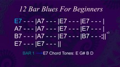 12 Bar Blues for Beginners