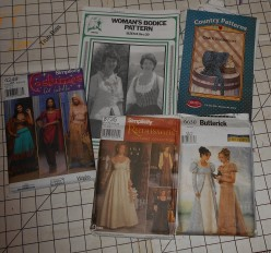 Enjoy a Sewing Pattern Collection
