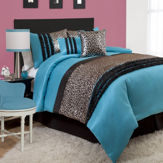 black and turquoise bedding sets Car Tuning