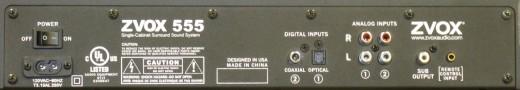 ZVOX 555