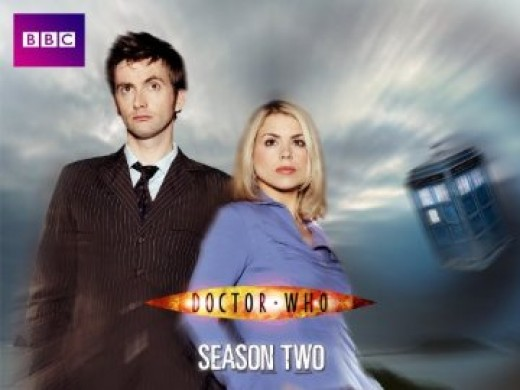 Doctor Who Series 2 (2006)