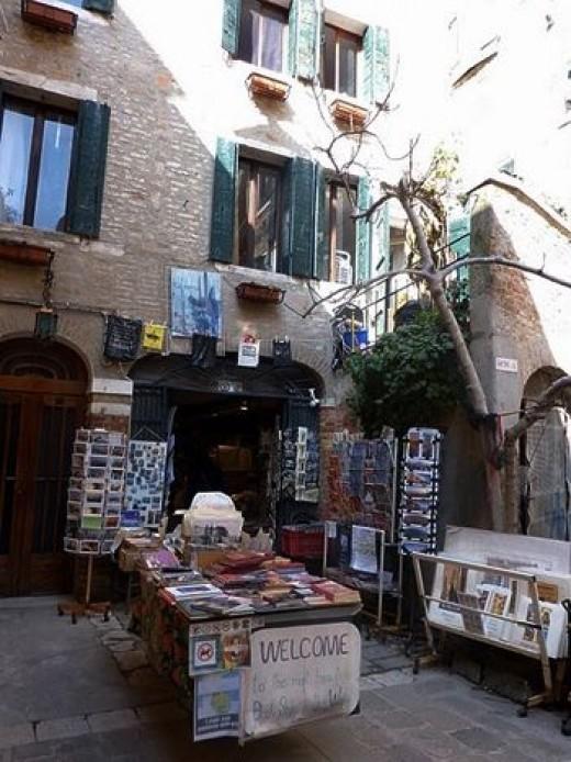 Venice Bookshop