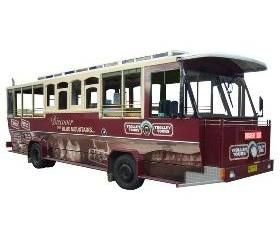 The Blue Mountains  Trolley Bus