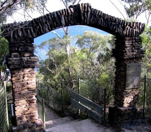 Katoomba Stairway