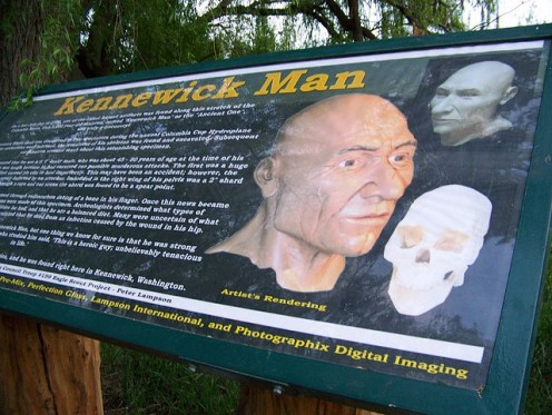 kennewick man carbon dating After waiting 9 years to get a close look at kennewick man,  carbon dating and further examinations would give them more accurate information.