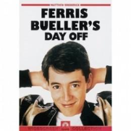80s Movie Ferris Bueller