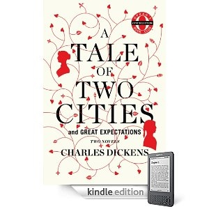 Charles Dickens - A Tale of Two Cities and Great Expectations - in one volume.