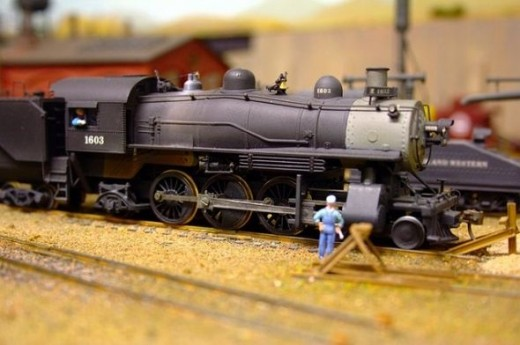 Roundhouse HO Scale Atlantic