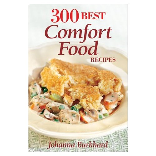 300 Comfort Food Recipes