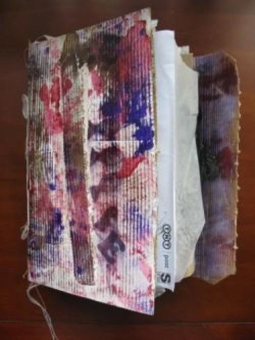 Junk/Art Journal