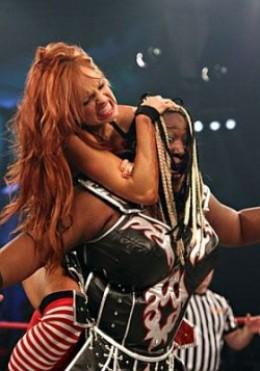 Christy Hemme - wrestling