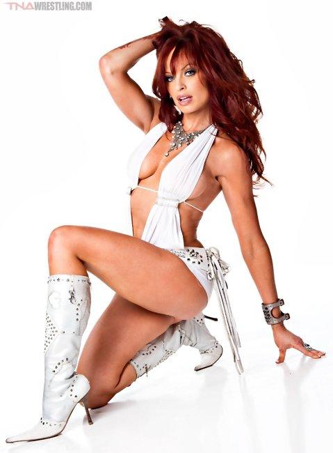 Christy Hemme - Former TNA Knockout