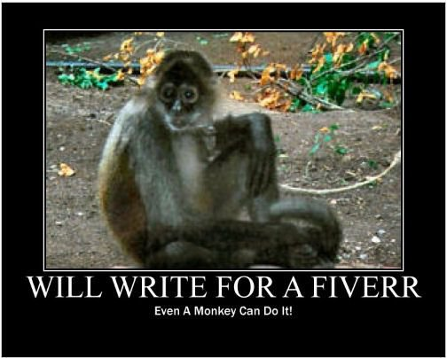 10 Fiverr Gig ideas for writers and how to make them work