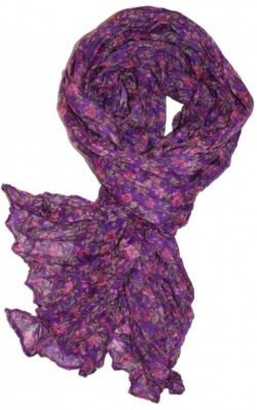 Stylish Colorful Summer Scarf for Mothers Day
