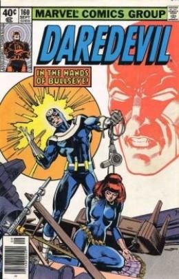 Daredevil 160 Bullseye