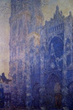 Monet's Series Paintings - Rouen Cathedral