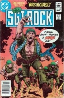 Joe Kubert Sgt. Rock