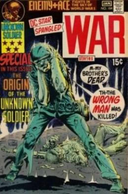 Joe Kubert Unknown Soldier