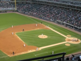 Cellular Field White Sox Chicago
