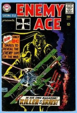 Joe Kubert Enemy Ace