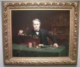 American Art Museum Thomas Edison
