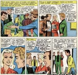Amazing Spider-Man No. 31 Gwen Stacy Harry Osborn