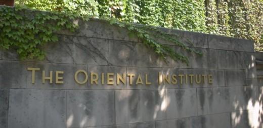 Oriental Institute Chicago