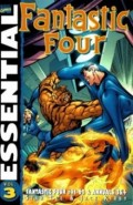 Marvel Essential Fantastic Four: Galactus, Silver Surfer and the Black Panther Debut!