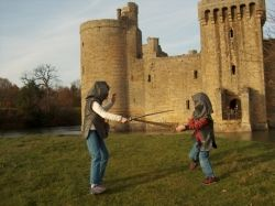 GoldenRuleComics Bodiam Castle