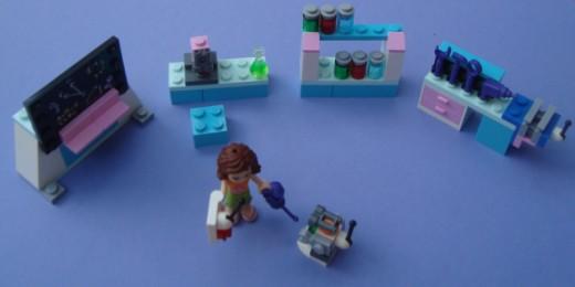 LEGO Friends Olivia's Workshop