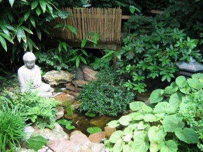 "Rosalind's Japanese Garden, ""The Joy of Gardening"""
