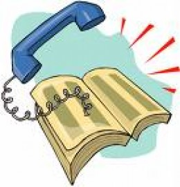 finding telephone address from telephone number directory
