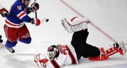 "Brodeur's ""Patent"" Scorpion Save of 2012"