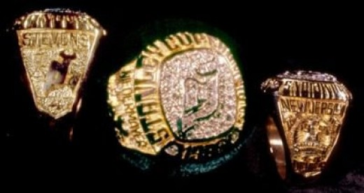 '95 cup ring