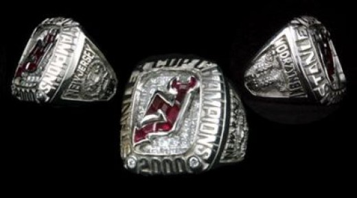 2000 cup Ring