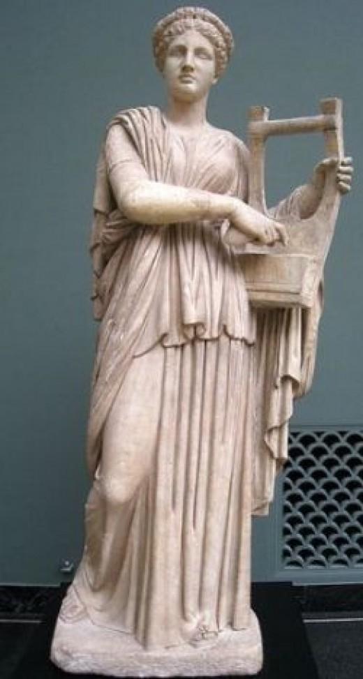 The Muse, Erato