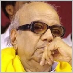 Kalaignar Karunanidhi - Ex-Chief Minister of Tamil Nadu
