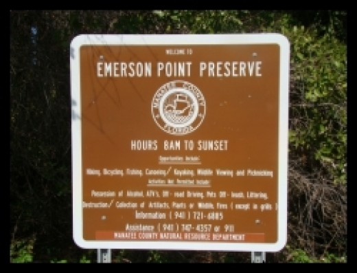 Activities at Emerson Point Include Hiking, Bicycling, Fishing, Canoeing, Kayaking, Wildlife Viewing, and Picknicking