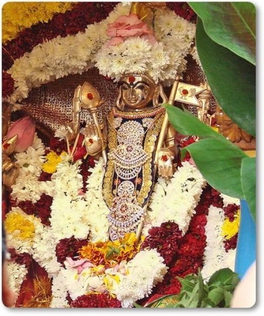 Tamil God Murugan