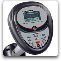 Scwinn Active 20 console
