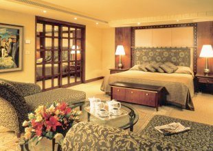 Suite in the King David Hotel