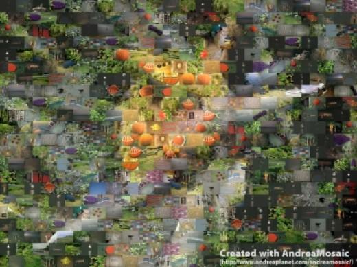 One last photo mosaic