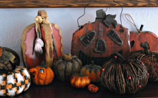 Photo of the unreal pumpkin collection