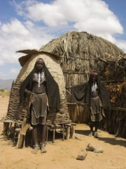 world heritage site lower omo valley