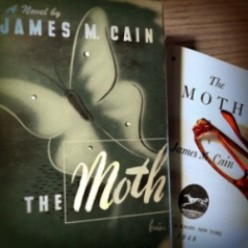 The Moth - A Novel by James M Cain